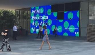 Biblioteca degli Alberi - Volvo Studio Milano