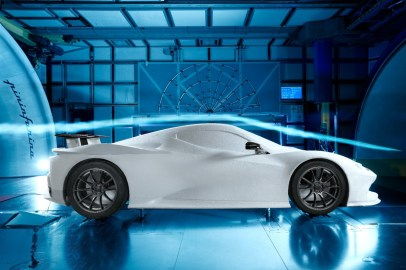 Battista wind tunnel testing - Profile