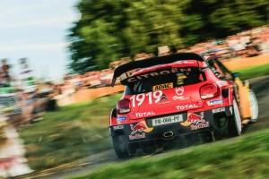 Citro+½n Racing Giorno 1 Rally di Germania (4)
