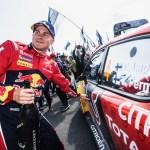 La Citroe¦ên C3 WRC dell'equipaggio finlandese conquista il secondo posto al Rally di Finlandia (5)