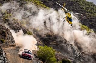 Citroe¦ên Racing Rally Turchia Giorno 2 (4)