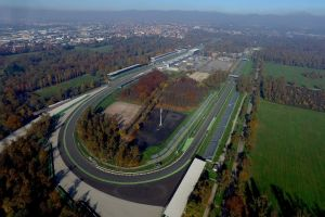 Monza – track