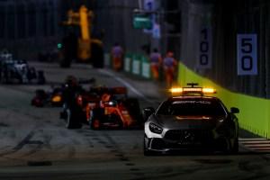 2019 Singapore GP safety