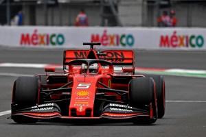 GP MESSICO  F1/2019 –  SABATO 26/10/2019