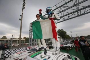 Rovera-Agostini (Antonelli Motorsport,Mercedes AMG GT3-GT3 PRO AM #22)