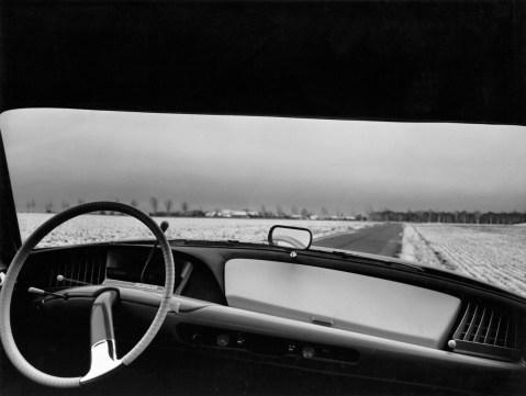 Compie 50 anni il progetto della nuova plancia delle DS_La plancia di bordo delle prime DS (1955-1960)
