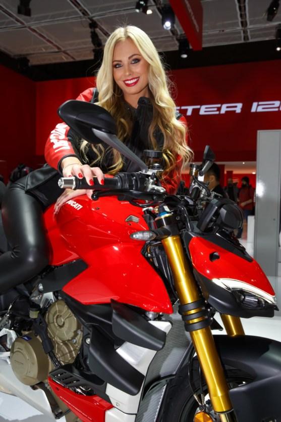 Ducati EICMA 2019, Streetfighter V4 S