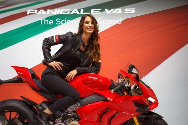 Ducati EICMA 2019, Panigale V4 S