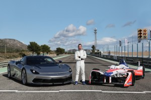 Nick Heidfeld, Automobili Pininfarina Development Driver 1