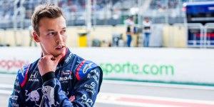 GP Brasile 2019 con Daniil Kvyat Scuderia Toro Rosso