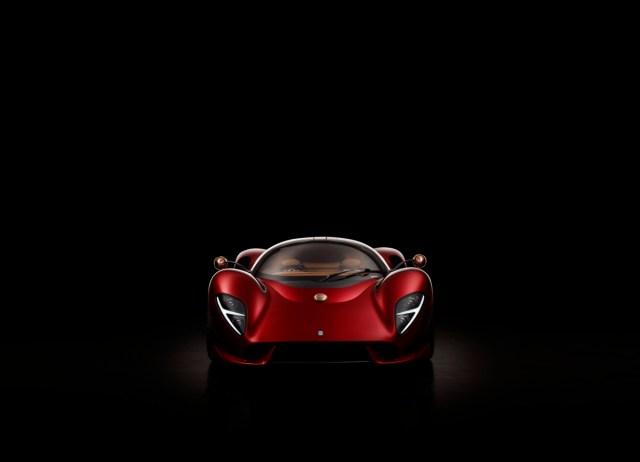 De-Tomaso-P72-Front
