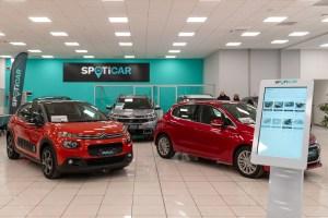 Groupe PSA lancia in Italia -½SPOTICAR-+, il suo nuovo marchio commerciale multimarca per i veicoli dÔÇÖoccasione (2)