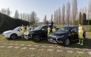 Mitsubishi First Partner Chievo Verona_1