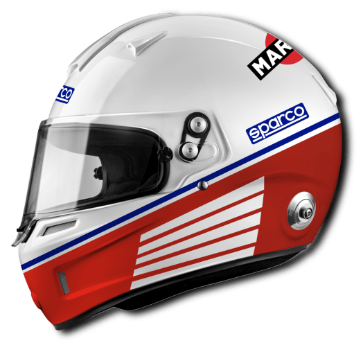 casco integrale Martini 2