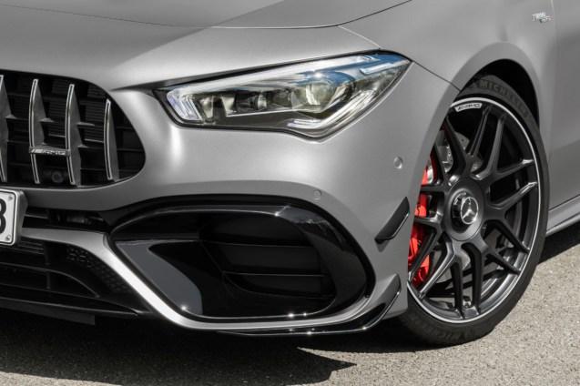 Mercedes-AMG CLA 45 S 4MATIC+ Shooting Brake (2019)