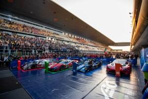 Overall winners — 4 Hours of Shanghai – Shanghai International Circuit – Shanghai – China
