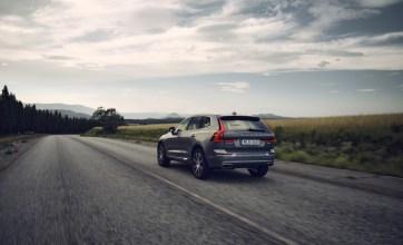 The refreshed Volvo XC60 T8 AWD in Osmium Grey metallic