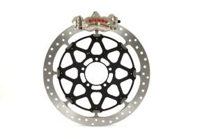 Brembo Superbike braking system