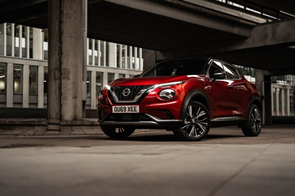 Nissan Juke Designers
