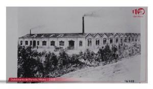 Stabilimento del Portello Milano 1910 ITA