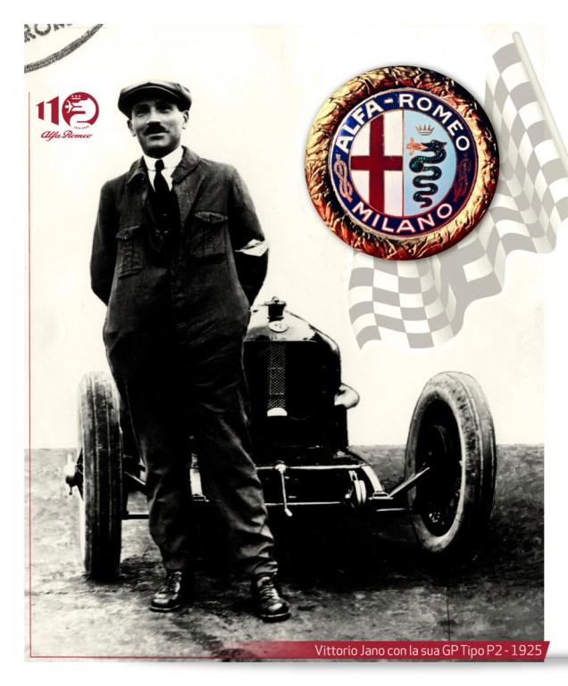 Vittorio Jano 1925 ITA