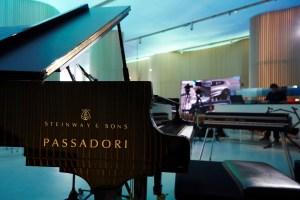 Volvo Studio Milano – Piano City 2020