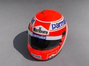Niki Lauda – Casco