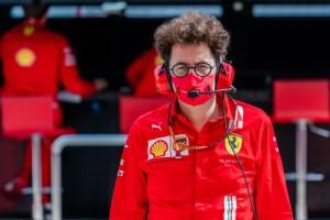 binotto GP RUSSIA F1/2020 – SABATO 26/09/2020