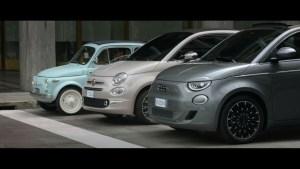 "Fiat New 500""la Prima"" hatchback (2)"