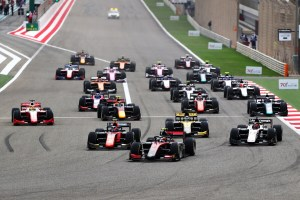 Formula 2 Championship – Round 11:Sakhir – Feature Race