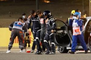 Bahrain Grand Prix grosjean