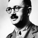 Major Ivan Hirst, Senior Resident Officer der britischen Militärregierung