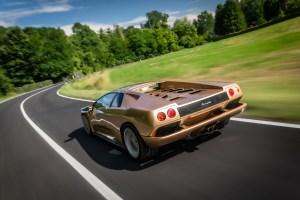 Lamborghini Diablo 6.0SE 2001 in Tuscany 2020
