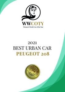 URBAN CAR PEUGEOT 208