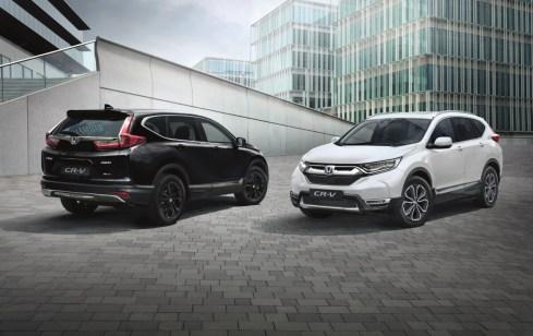 Honda CR-V e:HEV Sport Line.