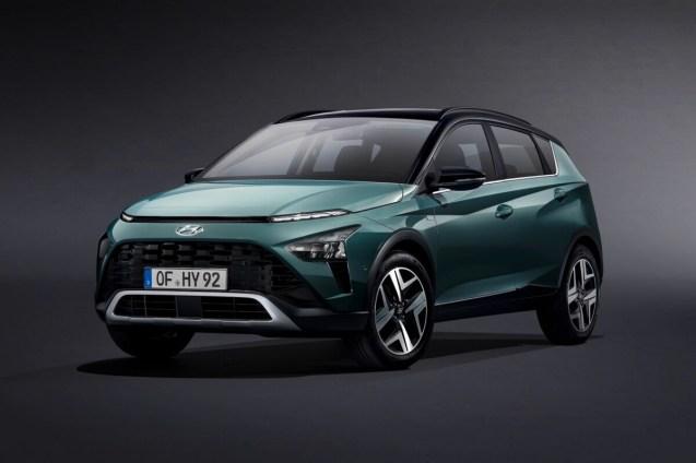Nuova Hyundai BAYON (1)