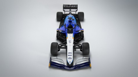 Williams Racing FW43B - 2021 Car Launch, Grove, Oxfordshire, UK