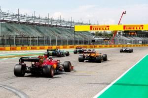 Formula 1 2021: Emilia Romagna GP