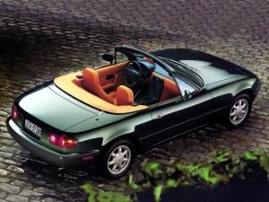 Mazda-MX-5-British-Racing-Green-Special-Edition,-1991