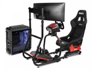 Screenshot_2021-04-07 SIM RIG II QRT-R – SIM RIG II – SIM RACING COCKPITS – gaming Sparco Official Online Store