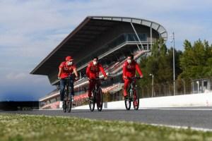 GP SPAGNA F1/2021 – GIOVEDÌ 06/05/2021