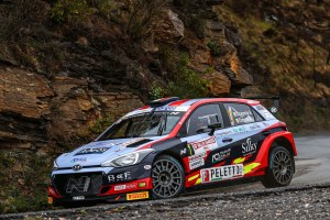 Crugnola Ometto Hyundai i20 Sanremo 2021 a