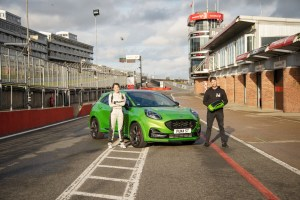Ultimate Fun-to-Drive SUV in Extreme Agility Test: Ford Puma ST