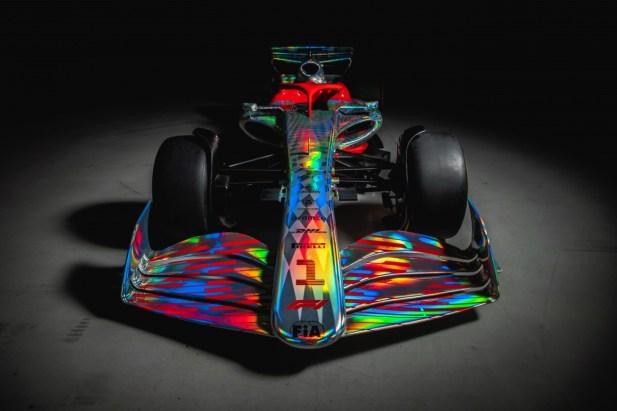2022 F1 Car-7