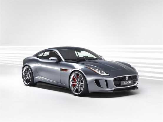Video: Jaguar C-X16