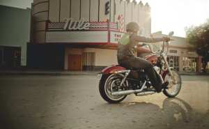Harley goes retro...