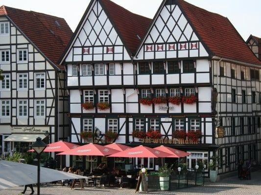 Een weekendje Soest. Soest in Duitsland dus...
