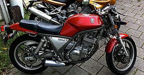 Yamaha SRX6