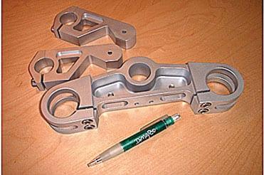 metalen en kunststof onderdelen