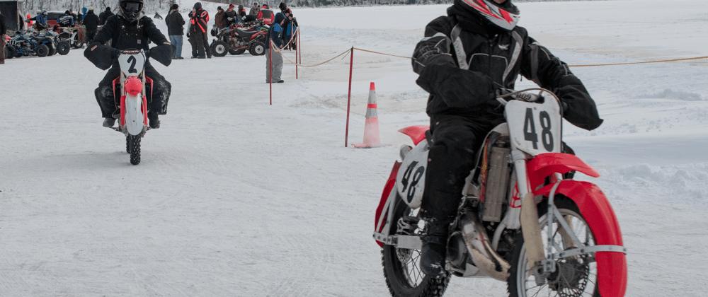 Ice Racing - Lure Bar 2020